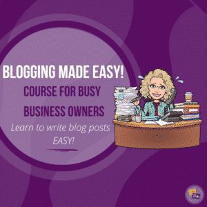 Blogging Made Easy Product TN